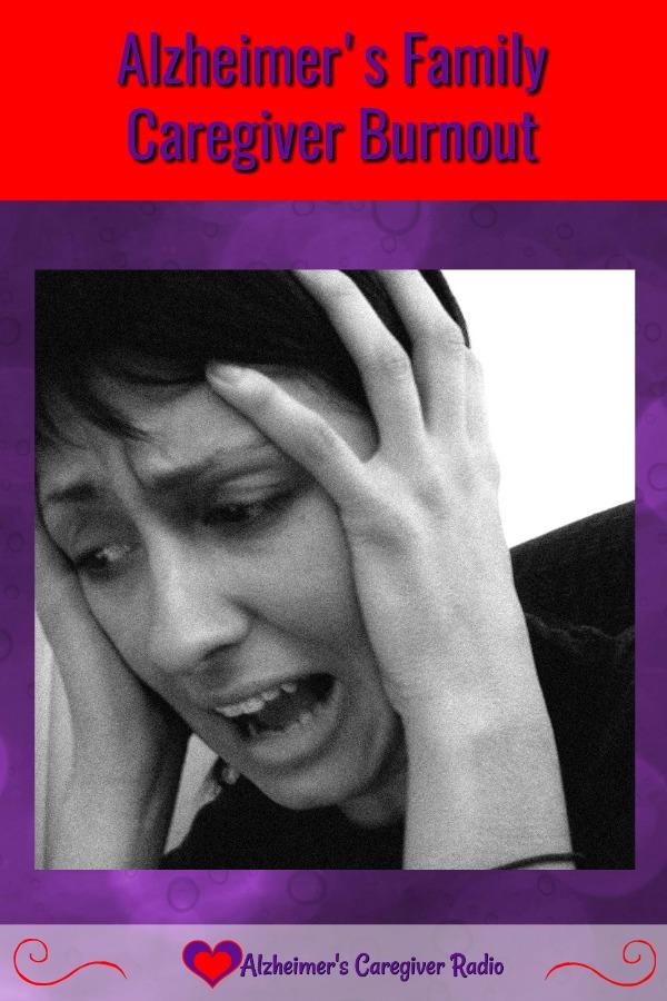 Family Caregiver Burnout
