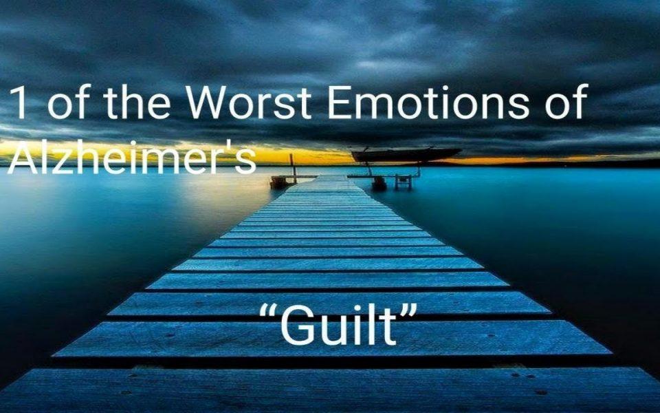 Alzheimer's Caregiver Guilt