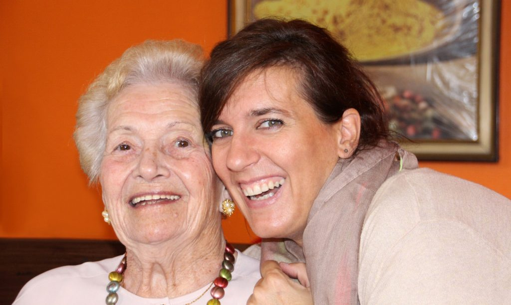 Tips For Caregivers: Laugh